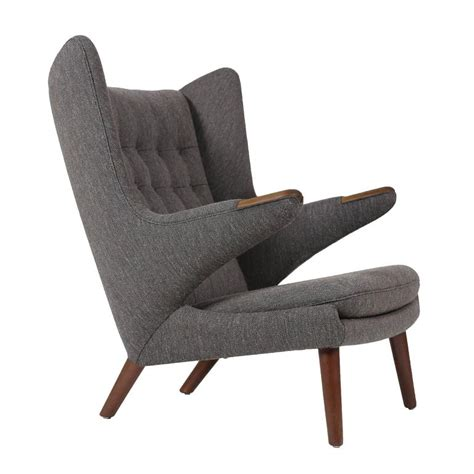 papa chair by wegner hans j wegner papa chair for a p stolen at 1stdibs