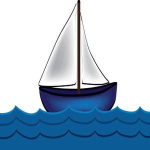 sail boat cartoon images cartoon sailing boat clipart best