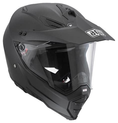 Helm Agv Trail agv ax 8 dual evo helmet review on and road test