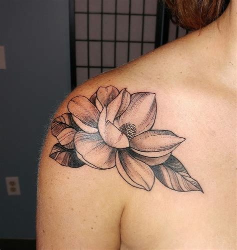 magnolia flower tattoo designs best 25 magnolia ideas on magnolia