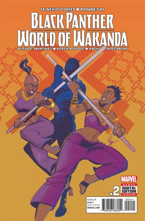 black panther world of wakanda oct160916 black panther world of wakanda 2 previews world