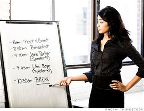 meetingconvention planner   jobs cnnmoney
