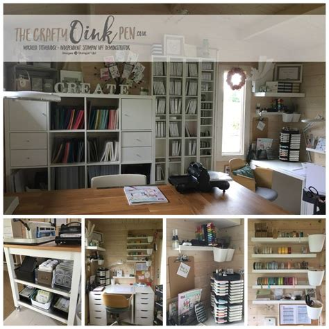 stin up demonstrators craft rooms 25 best ideas about pen storage on ikea