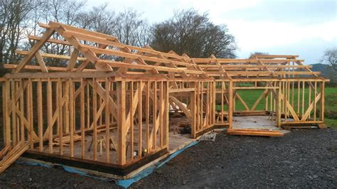 how to build a building timber frame barn building the yurt farm