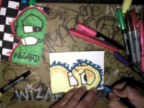 draw graffiti characters graffiti stickers youtube