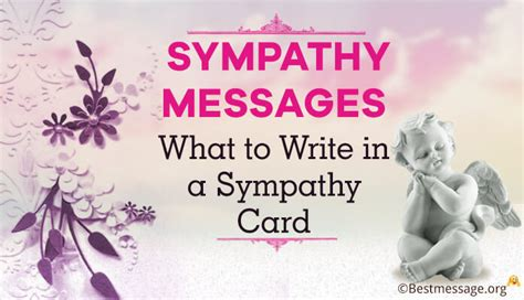 How To Write Sympathy Card For Loss Of sympathy messages and quotes what to write in a sympathy card