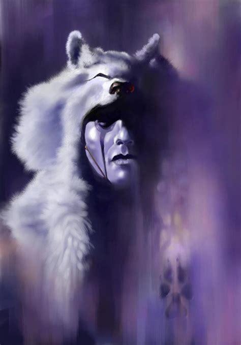 native american wolf spirit wolf spirit by wolfman007 on deviantart