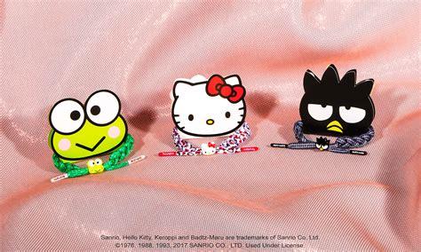 Rastaclat X Sanrio Badtz Maru sanrio x rastaclat 带来 hello friends 中国限定手环 nowre现客