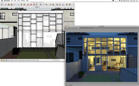 sketchup for mac free download and software reviews shaderlight for sketchup for mac free download and