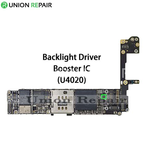 replacement  iphone  backlight driver ic