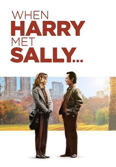 When Harry Met Sally Reimagined As A Horror A La Fatal Attraction by When Harry Met Sally Tv On Play