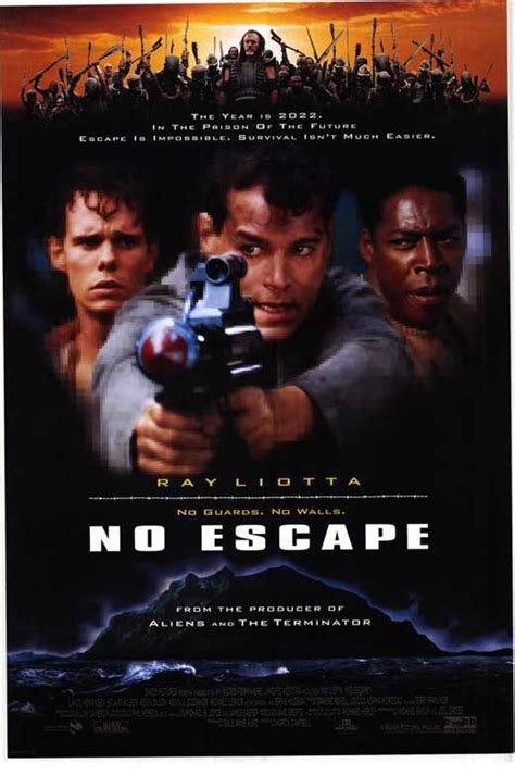 film no escape no escape movie posters from movie poster shop