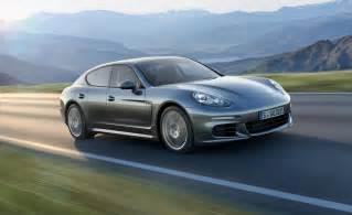 Porsche Panamara Car And Driver