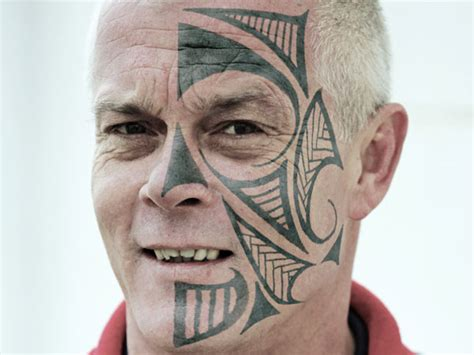 15 awesome tribal face tattoos only tribal