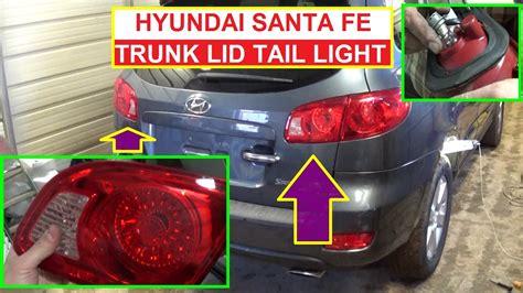 hyundai dash lights not working 2009 hyundai santa fe interior lights not working