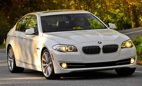 528i 2012 bmw car and driver