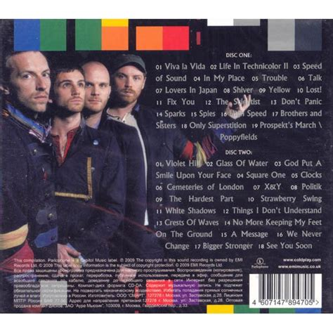 coldplay best album greatest hits coldplay mp3 buy full tracklist
