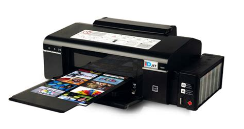 Printer Epson Id Card manual id card printer idjet in