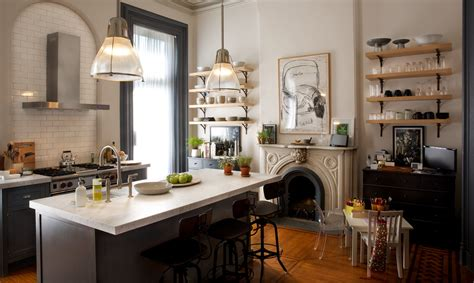 nancy meyers kitchen the chic set design of the intern la dolce vita