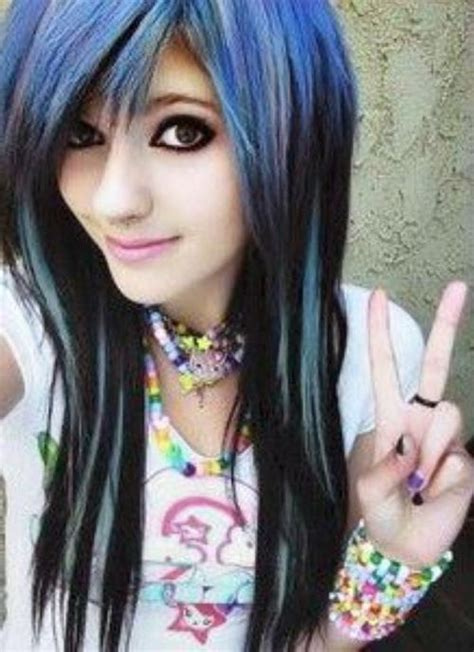 emo hairstyles to do at home 15 best ideas of emo long hairstyles