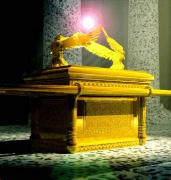 Miniatur Tabut Perjanjian The Ark Of The Covenant 301 moved permanently