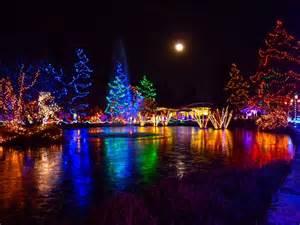 festival of lights 2011 vandusen botanical garden