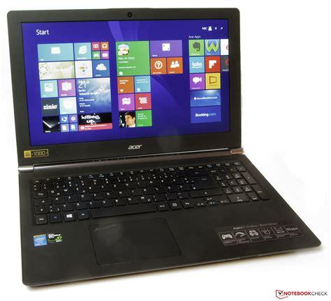 Laptop Acer V15 Acer Aspire V15 Nitro Vn7 591g 77a9 Notebook Review Notebookcheck Net Reviews