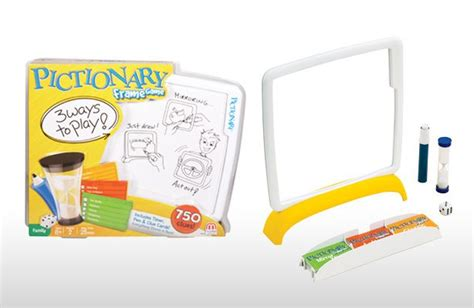 Pictionary Frame By Mattel gift ideas for vancouver