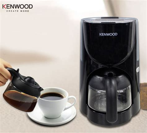 Coffee Maker Kenwood kenwood coffee maker machine permanent filter automatic 500ml black cm204 ebay