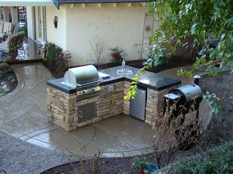 backyard bbq areas southwest designs for built in barbeques bbq design