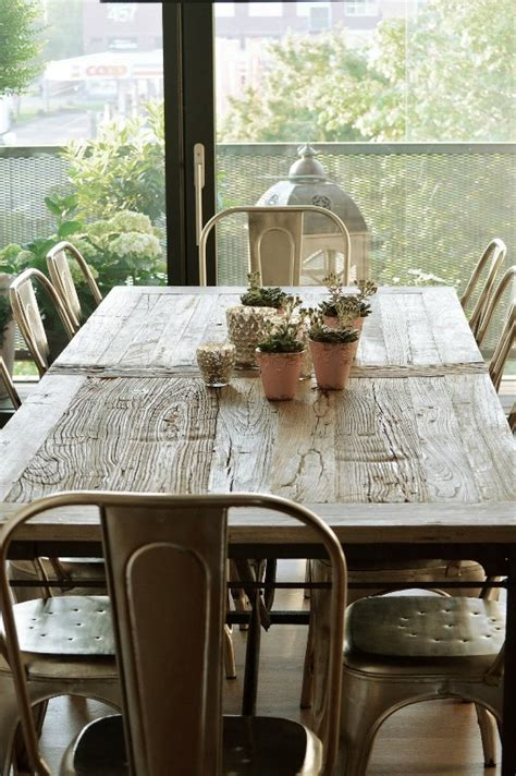 the rustic industrial dining room ls plus