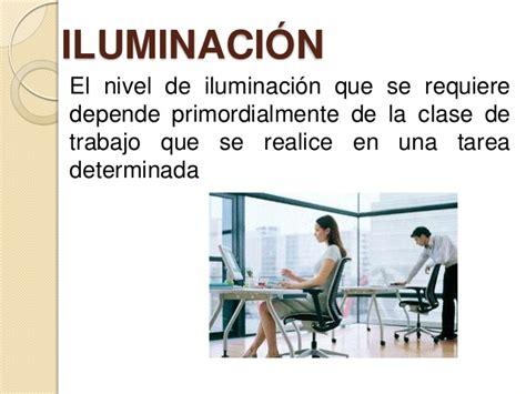 iluminacion stps condiciones de iluminacion en los centros de trabajo