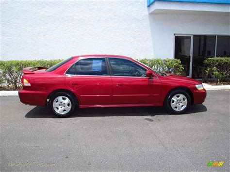 honda accord   sedan  firepepper red pearl photo   jax sports cars cars