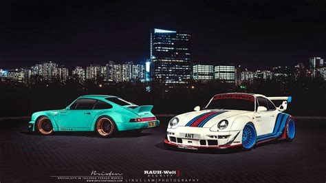 Classic Car Wallpaper 1600 X 900 Memorial Day History by Photo Of The Day Rwb Porsche 911 In Hong Kong