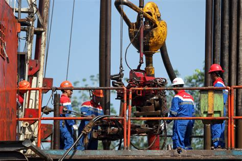 Minyak Pertamina pengeboran sumur minyak pertamina di aceh berita daerah