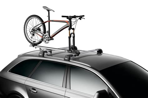 Thule Fork Mount Roof Rack by Thule 535 Thruride Fork Mount Carrier Thule Roof Mount