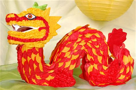 Arts And Crafts Books For Kids - dragon pinata arts amp crafts chinese new year new year lion dance isbn pkm72