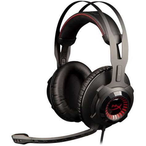 Headset Hyperx Hyperx Unveils Cloud Revolver Gaming Headset For Pc