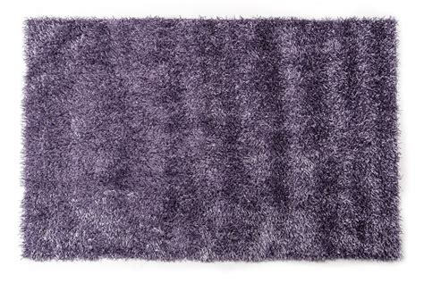 Small Area Rug by Shaggy Oy140 Purple Small Area Rug