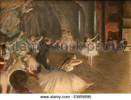 libro degas 1834 1917 art albums edgar degas 1834 1917 french painter sculptor and printmaker stock photo royalty free image