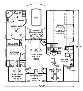 large 1 story house plans large one story house plans smalltowndjs