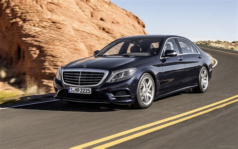 Mercedes S Class 2014 by Mercedes S Class 2014 Widescreen Car