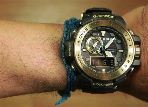 Jam Tangan Pria Original Casio G Shock Gulfmaster Gwn 1000rd 4a jual jam tangan g shock gwn 1000gb1adr rajabrewok