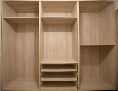 bedroom cupboards diy pictures of our made to measure cabinet carcasses