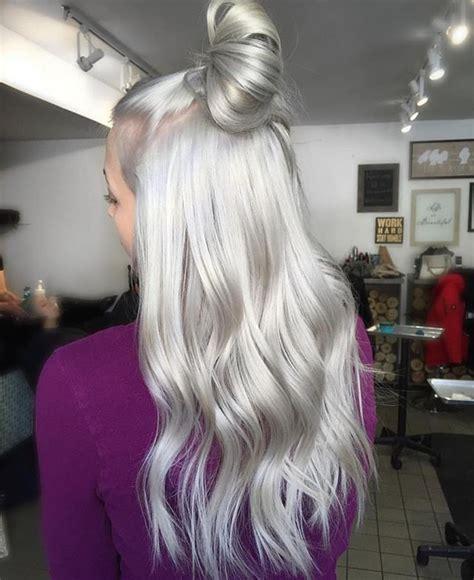 silvery blonde hair dye best 25 silver blonde hair ideas on pinterest silver