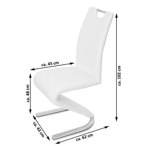 freischwinger stuhl freischwinger st 252 hle weiss bestseller shop f 252 r m 246 bel und