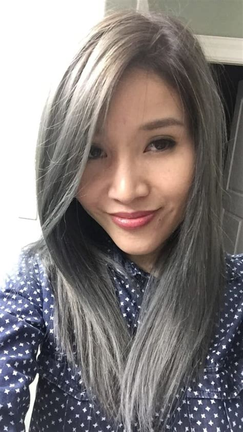 japanesse women with grey hair japanesse women with grey hair 194 best images about
