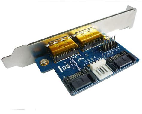 dual full version 1 2 35 dual sata to 2 port power esata esatap adapter converter