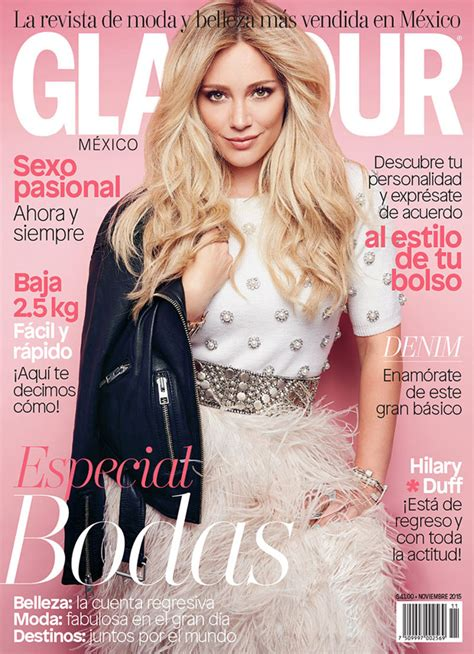design magazine mexico hilary duff for glamour mexico by frankie batista