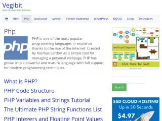 php tutorial videos beginners php tutorials for beginners web development tutorials